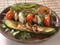 Gril zelenina
