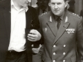 Michael Kocáb v rozhovoru M. Vorobjovem v Milovicích 1990