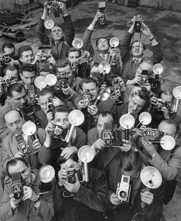 Klub fotoreportérů ČSN 1963