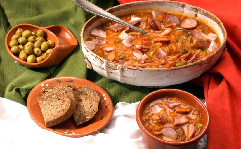 JiMe sJiřím Šourkem oportugalské kuchyni